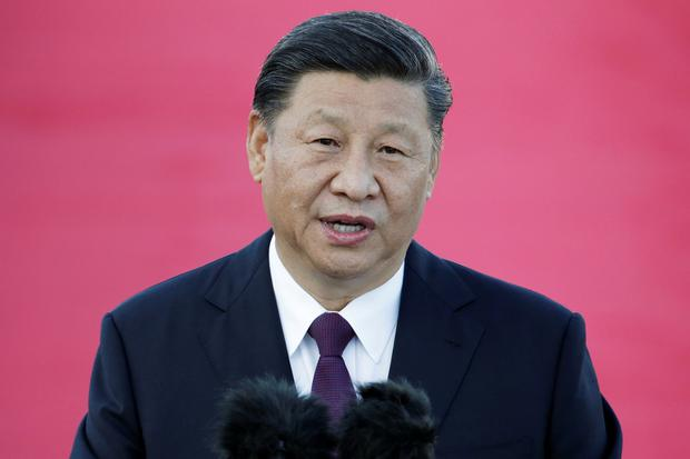 Grip: Chinese President Xi Jinping targets higher education. Picture: Reuters