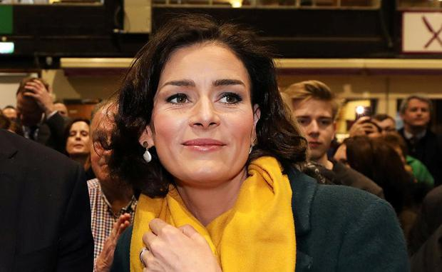 Overlooked: Kate O'Connell was a critic of Leo Varadkar. Photo: Steve Humphreys