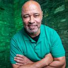 Irish football legend Paul McGrath. Photo: Naoise Culhane