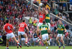 Cork v Kerry in this year's Munster GAA Football Senior Championship Final