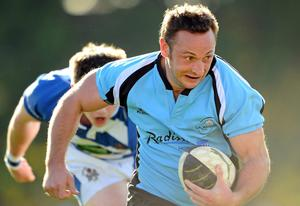 Galwegians' John Cleary is in the running for AIL player of the year