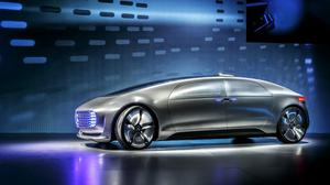 With the self-driving luxury sedan F 015 Luxury in Motion, Mercedes-Benz shows how the automobile is changing from a means of transportation to a private retreating space.