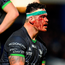 Bloodied: Connacht's Dominic Robertson-McCoy following an injury during their heavy PRO14 defeat to Leinster at the RDS. Photo: Sportsfile