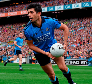 Cian O'Sullivan remains a major doubt for Dublin