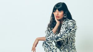 Worried: Jameela Jamil says she is concerned at the lack of female business leadership in Ireland. Photo: Sela Shiloni