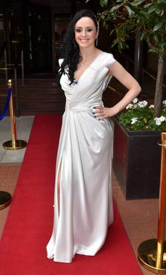 Actor Mary Murray IFTA Awards 2015 - guests at The Westbury Hotel, Dublin, Ireland - 24.05.15. Pictures: Cathal Burke / VIPIRELAND.COM