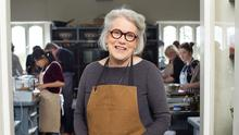 Darina Allen at the Ballymaloe Cookery School. Photo: Tony Gavin