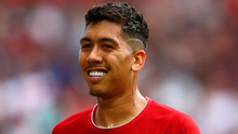 Liverpool's Roberto Firmino. Photo: Michael Steele/Getty Images