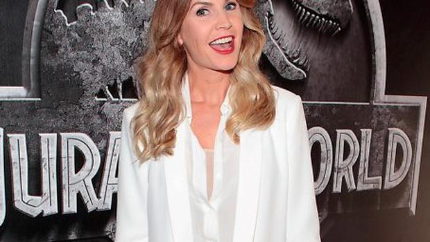 Yvonne Keating was all smiles as she attended the Irish premiere screening of Jurassic World at The Savoy Cinema,O Connell Street,Dublin Picture: Brian McEvoy