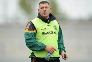 Ex-Offaly and Laois manager, Tom Cribbin, has been announced as Westmeath's new supremo. Picture credit: Pat Murphy / SPORTSFILE