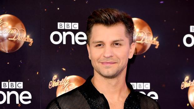 Pasha Kovalev says becoming emotionally involved is essential for dancers. (Ian West/PA)