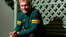 South Africa's Schalk Burger in Stillorgan yesterday at the team announcement.  Picture credit: Barry Cregg / SPORTSFILE
