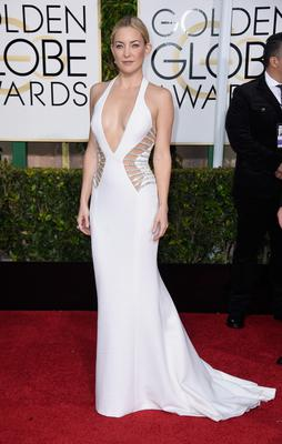 Golden Globes 2015: Yes, Kate Hudson got all the headlines this morning, but the price was losing major fashion kudos to one of Hollywood's most naturally stylish women. Verdict: MISS.