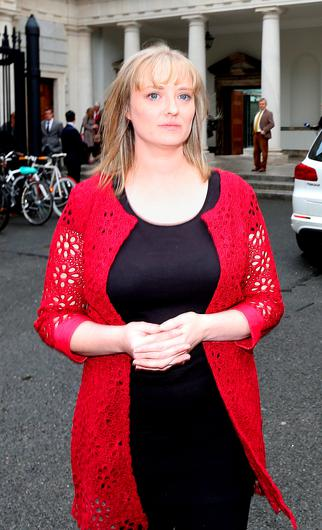 Mairia Cahill. Picture: Gerry Mooney
