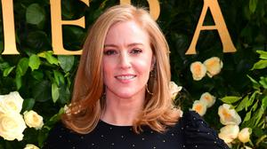 Sarah-Jane Mee is planning a home birth (Ian West/PA)