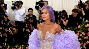 Kylie Jenner attending the Metropolitan Museum of Art Costume Institute Benefit Gala 2019 in New York, USA.