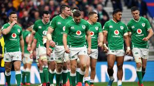 Ireland suffered their third heavy defeat to England in 12 months at Twickenham last Sunday. Photo by Brendan Moran/Sportsfile Photo by Brendan Moran/Sportsfile