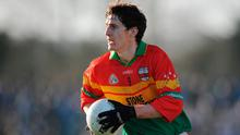 Carlow senior footballer Ray Walker was banned for four years