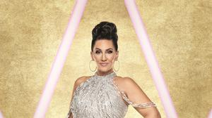 Michelle Visage has been tipped for Strictly Come Dancing success by her RuPaul's Drag Race co-star (Ray Burmiston/BBC/PA)
