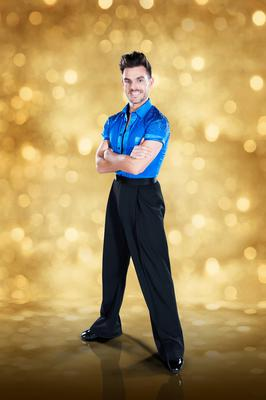 Ryan McShane. Image: Dancing With the Stars/ RTE One