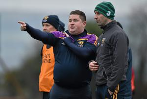 A Dermot Flood goal was enough for Wexford to record their first victory under David Power, seeing off a stiff challenge from Carlow IT.
