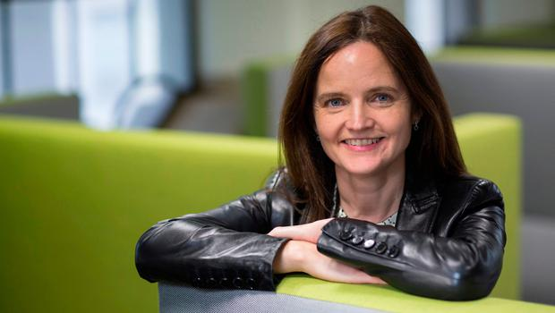 Bank of England Deputy Governor Charlotte Hogg failed to disclose a family link to Barclays Plc when she was hired in 2013. Photo: Bloomberg