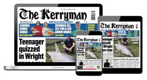The Kerryman is now available as an ePaper