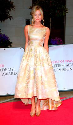 Laura Whitmore attends the After Party dinner for the  House of Fraser British Academy Television Awards (BAFTA)