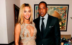 Beyonce with husband Jay-Z. Photo by Larry Busacca/Getty Images for Parkwood Entertainment