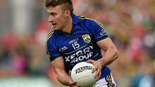 Kerry's James O'Donoghue - one of Fitzmaurice's main strike weapons