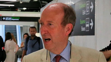 'The rush to kick Shane Ross around last week displayed our political system at its worst.' Picture Colin Keegan, Collins Dublin.