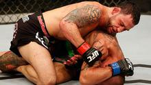 Frankie Edgar took out Cub Swanson with style