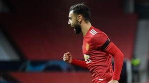 Game changer: Bruno Fernandes has helped turn around United's fortunes. Photo: REUTERS/Toby Melville