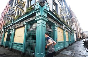 Shuttered: Pubs have closed
