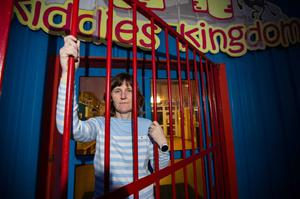 Josie Daly, who has to close Kiddies Kingdom in Bagenalstown, Co Carlow  Pic: Mark Condren