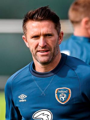 This could be a defining week for senior players like Robbie Keane