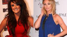 Charlotte Crosby in 2011 (left) and in 2016 (right)