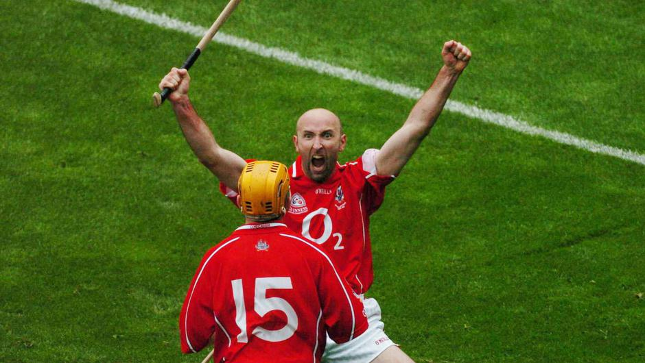 Martin Breheny chose Brian Corcoran as the greatest Munster hurler of the last 50 years. Pat Murphy / SPORTSFILE