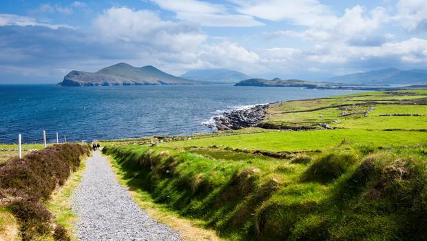 Valentia Island on The Ring of Kerry