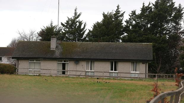 An archaeological search taking place on Former Taoiseach Liam Cosgrave home, Beech Park, pictured, a bungalow set in 16 acres of residentially zoned land on Scholarstown Road. Picture credit; Damien Eagers / INM