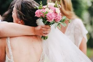 Stock bridesmaid wedding photo by Photos by Lanty