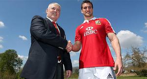 Warren Gatlands 2013 Lions squad was announced this morning. Here is the full 37-man panel in pictures