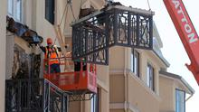 In the first hearing in the sweeping lawsuit over the balcony collapse in Berkeley, a judge at Oakland, California, agreed to combine all 13 lawsuits in order to speed up court proceedings and save time for the court and litigants