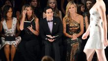 A start-studded FROW at New YorkFashion Week in Lincoln Center
