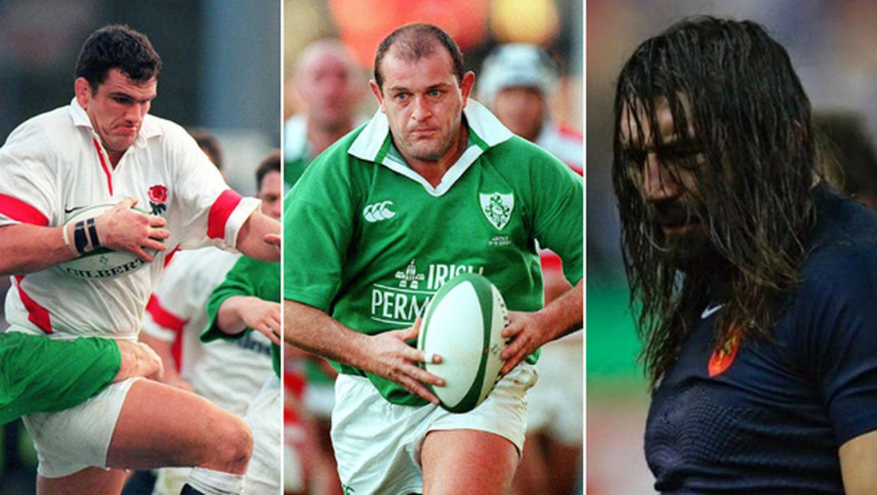 English Newspaper Includes Four Irishmen In Their List Of The 20 Hardest Players In Six Nations History Independent Ie
