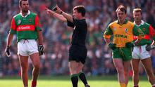'Had Liam McHale not been selected at random to be the Mayo player sent off after the big brawl in the 1996 replay, his team would probably have won.'