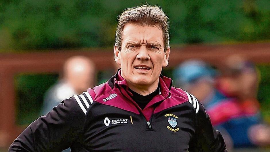 Westmeath boss Jack Cooney says the qualifiers give counties that are looking to make strides the opportunity to build up momentum. Photo: Oliver McVeigh/Sportsfile