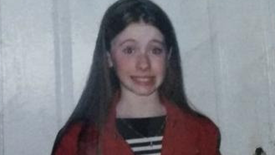 A young Amy Fitzpatrick