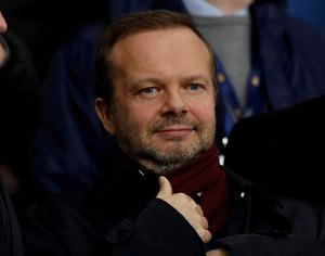 Ed Woodward. Photo: Phil Noble