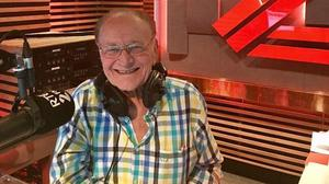 Broadcasting legend Larry Gogan
